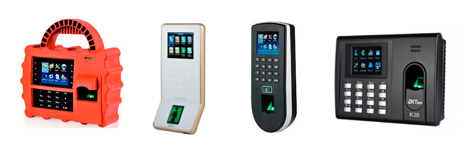 Biometric Attendance and Canteen Systems - SOLVEIT Ghana